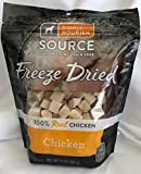 SIMPLY NOURISH Freeze Dried 100% Real Chicken Dog Treats (1) 10 Ounce (283 g) Bag
