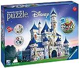 Ravensburger Italy- Castello Disney Puzzle 3D, 12587