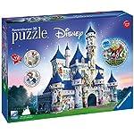Ravensburger-Italy-Castello-Disney-Puzzle-3D-12587