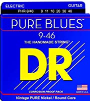 DR PURE BLUES エレキギター弦 DR-PHR9/46