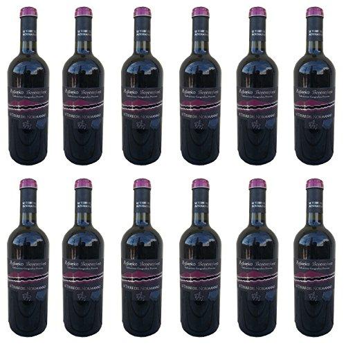 OFFERTA - Vino Aglianico 'Le Terre del Normanno' ( 12 pezzi )