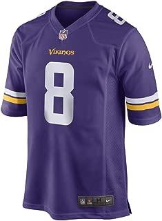 NIKE Minnesota Vikings Kirk Cousins Men's NFL Large