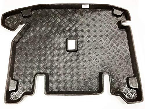 PVC Cubeta Maletero Dacia Lodgy 7 plazas (2012 - actualidad) - Rey Alfombrillas®
