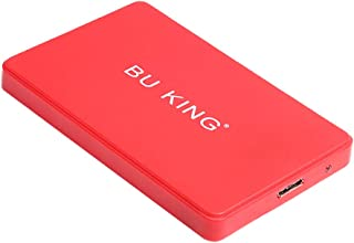 "Gazechimp 500 GB 2,5 ""USB 3,0 externe harde schijf sticks uitbreiding HDD voor laptop PC rood"
