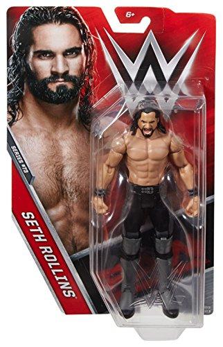 "WWE Series #73 Seth Rollins Figure, 6"""