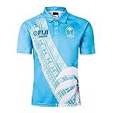 Men's Rugby Jersey 2018-19-20 Fiji Home/Away World Cup Women's Long Sleeve Tops Casual Sports T-Shirt