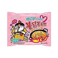 ブルダック炒め麺 1箱 40袋入り (カルボナーラ)