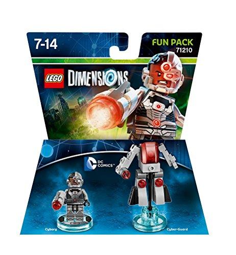 Warner Bros Interactive Spain Lego Dimensions - Cyborg Fun Pack