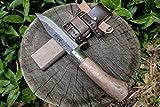 土佐アウトドア剣鉈 120 青2 黒槌 ステンツバ輪 tautodoa-901