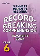 Record Breaking Comprehension Year 6 Teacher's Book (Guinness Record Breaking Comp)