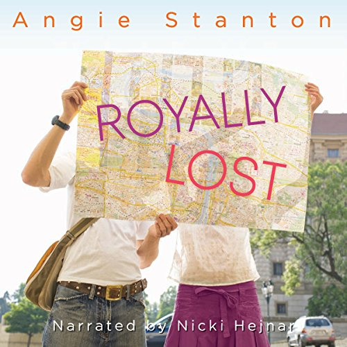Royally Lost audiobook cover art