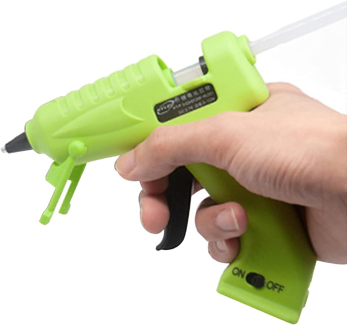 Hot Melt Max 74% OFF Glue Gun Chacerls Wireles Surprise price USB Silicon Recharge