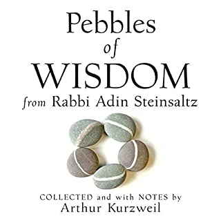 Pebbles of Wisdom from Rabbi Adin Steinsaltz Titelbild