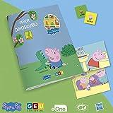 Peppa Pig Cuentos con pictogramas | Aprendo A Organizar Los Juguetes | con Láminas educativas: Cuentos con Pictogramas Peppa Pig (Educación Infantil y Primaria Niños de 3 a 5 años)