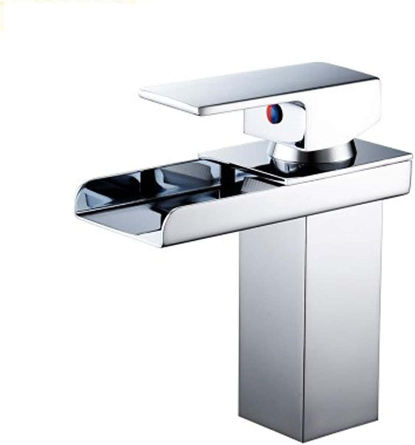 HARDY-YI Water-tap Sink Faucet Waterfall Faucet Hot Export Faucet Faucet Pot Filled Faucet Copper Waterfall Kitchen Faucet -0885