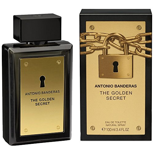 Varios Export Golden Secret Eau de Toilette Vaporizador 100 ml