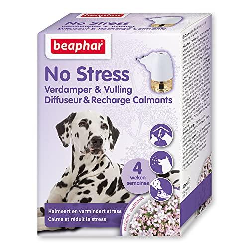 Beaphar No Stress Perro Pack Difusor y Recarga, negro ⭐