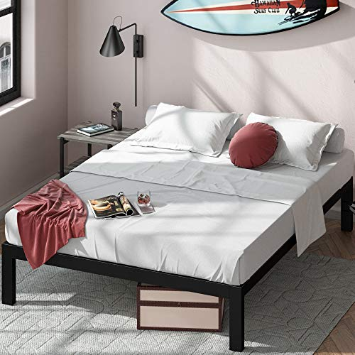 A platform bed is one of the best beds for small bedrooms