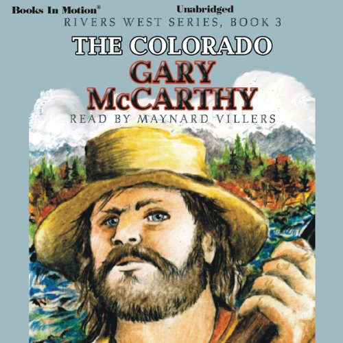 The Colorado audiobook cover art