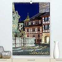 Goldschlaegerstadt Schwabach (Premium, hochwertiger DIN A2 Wandkalender 2022, Kunstdruck in Hochglanz): Weltweit exportiertes Blattgold machte diese Goldschlaegerstadt beruehmt. (Monatskalender, 14 Seiten )