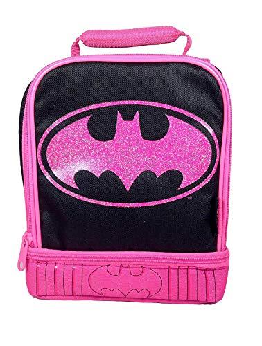 Thermos Batman Boîte à repas souple avec logo rose