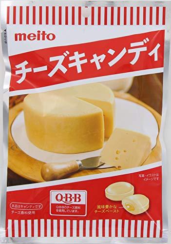 名糖産業 チーズキャンディ 80g ×10袋