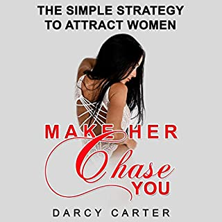 Make Her Chase You audiobook cover art