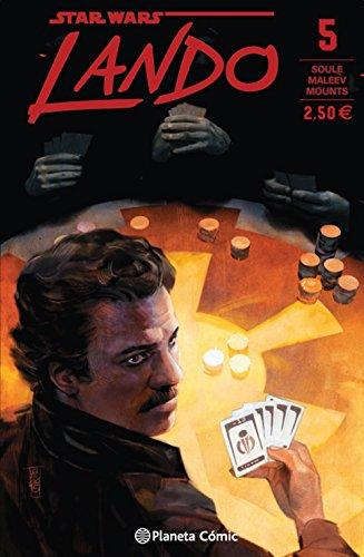 Star Wars Lando nº 05/05 (Star Wars: Cómics Grapa Marvel)