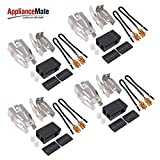 330031 Range Burner Receptacle kit -Replacement parts for Range/Stove Replaces 814399,5303935058(4 Pack)