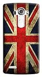 Mixroom - Coque de protection en TPU silicone souple pour LG G4 (Normale) M700 Angleterre