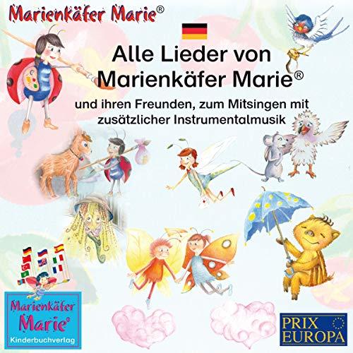Alle Lieder von Marienkäfer Marie audiobook cover art