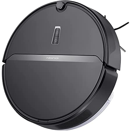 Roborock E4 Mop Robot Vacuum and Mop Cleaner, Internal Route Plan with 2000Pa Strong Suction, 200min Runtime, Carpet Boost, APP Total Control, Ideal for Pets and Larger Home