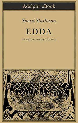 Edda (Biblioteca Adelphi Vol. 61)