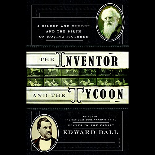 The Inventor and the Tycoon audiobook cover art
