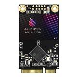 SSD MSATA 512GB GamerKing Disco Duro Interno De Unidad de Estado Sólido de Alto Rendimiento 1tb 256gb 128gb 64gb para Computadora Portátil de Escritor(512GB, MSATA)