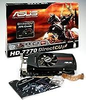 ASUSTeK グラフィックカード RADEONHD7770チップセット HD7770-DC-1GD5-V2 【PCI-Express3.0】