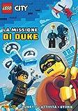 La missione di Duke. Lego City. Con Giocattolo (Panini kids)
