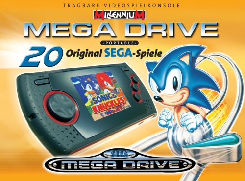 MegaDrive Portable
