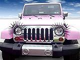 Carlashes for Jeep Wrangler JK, JL (2006-present) - Car...