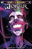 Joker Year of the Villain 1 Jetpack Comics Forbidden Planet Exclusive Jock Variant
