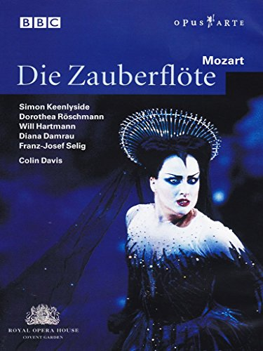 Mozart - Die Zauberflöte / Keenlyside, Roschmann, Hartmann, Damrau, Selig, Allen, Sir Colin Davis, Covent Garden