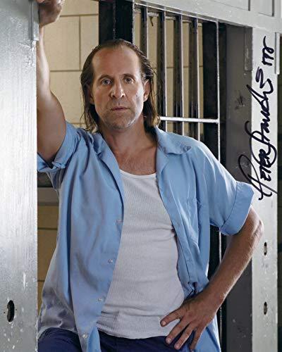 FP Peter Stormare - Prison Break Signiert Autogramme 25cm x 20cm Foto