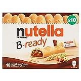 Nutella B - Ready, Confezione da 10 Pezzi...