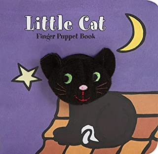 Little Cat: Finger Puppet Book: (Finger Puppet Book for Toddlers and Babies, Baby Books for First Year, Animal Finger Puppets) (Little Finger Puppet Board Books)