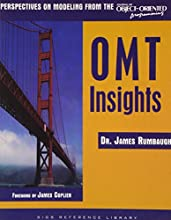 OMT Insights: Perspective on Modeling from the Journal of Object-Oriented Programming