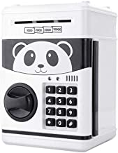 ATFJHBG Cartoon Electronic Password Piggy Bank Panda Money Bank Cash Coin Can Your Satisfaction is Our Greatest Motivation