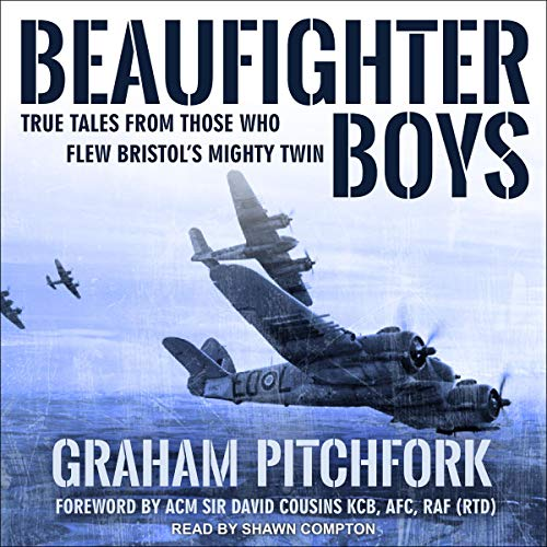 Beaufighter Boys cover art
