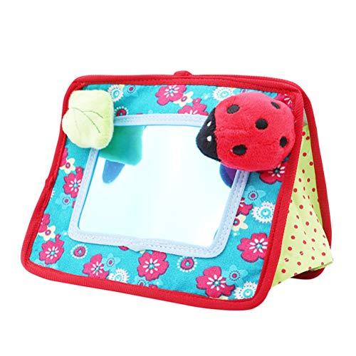 LAOZI Baby-Spiegel Spielzeug, Bodenspiegel für Babyspielzeug, Geschenk