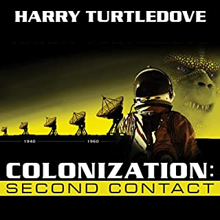 Colonization: Second Contact cover art