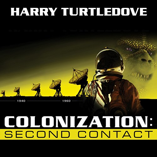 Colonization: Second Contact audiobook cover art